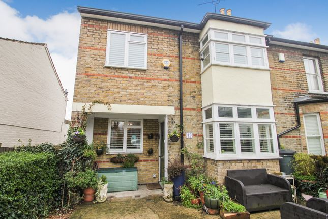 Thumbnail Semi-detached house for sale in Browning Road, Leytonstone, London