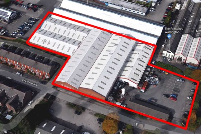 Thumbnail Industrial to let in Causeway Business Park, Warrington