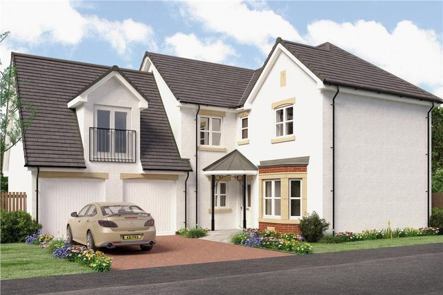 "Thumbnail Detached house for sale in ""Teviot 4"" at Raeswood Drive, Glasgow"