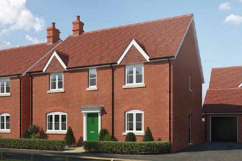 Thumbnail Detached house for sale in Milton Road, Abingdon, Oxfordshire