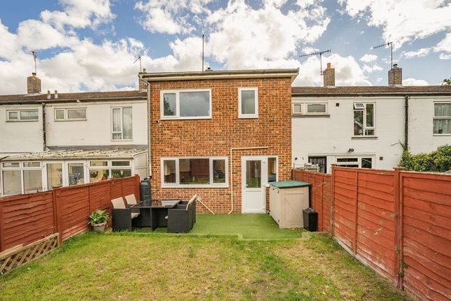 3 bed terraced house for sale in Stanbridge Road, Edenbridge