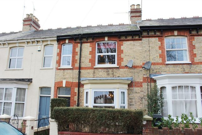 Thumbnail Terraced house to rent in Leslie Avenue, Taunton