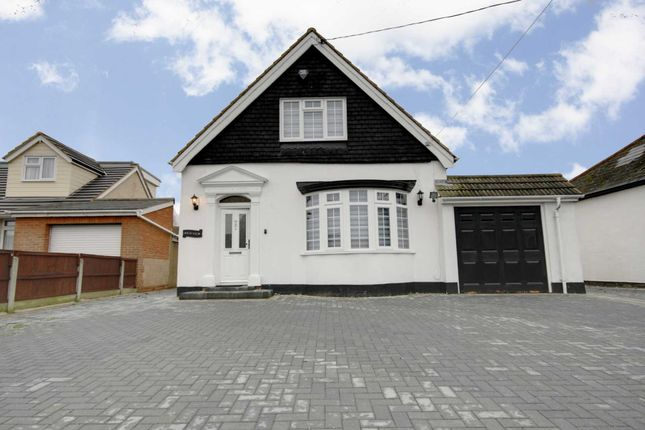 Thumbnail Detached house for sale in Wash Road, Laindon, Basildon