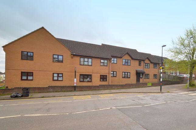 Thumbnail Flat for sale in High Street, Irthlingborough, Wellingborough