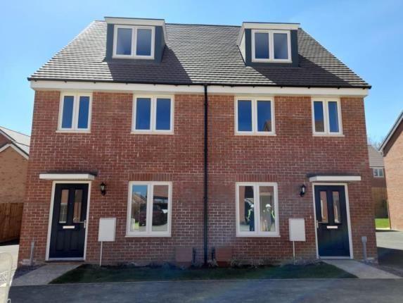 3 bed semi-detached house for sale in Newton Leys - 2060A Sage, Newton Leys Phase 7, Bletchley, Milton Keynes MK3