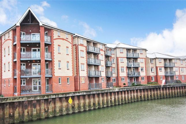 Thumbnail Flat for sale in Mills Way, Barnstaple