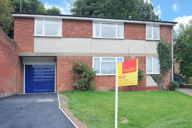 Thumbnail Maisonette to rent in Birch Way, Chesham