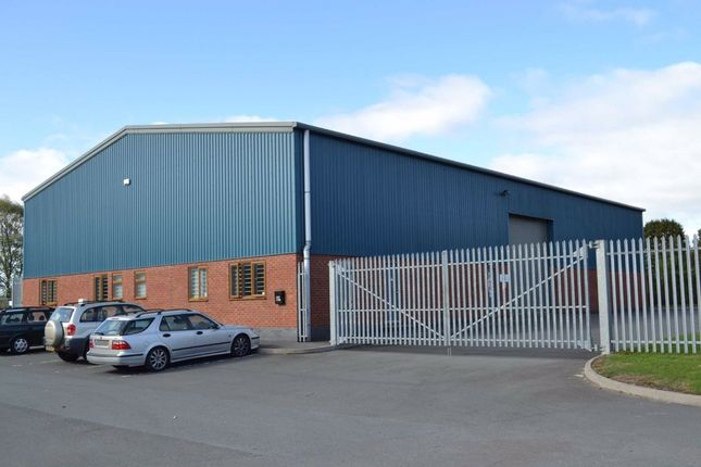 Thumbnail Light industrial to let in Thorn Business Park, Hereford, Herefordshire