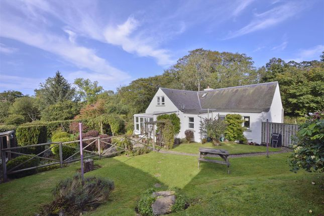 Thumbnail Cottage for sale in Shepherd's Cottage, Chapel Mains, Blainslie, Lauder