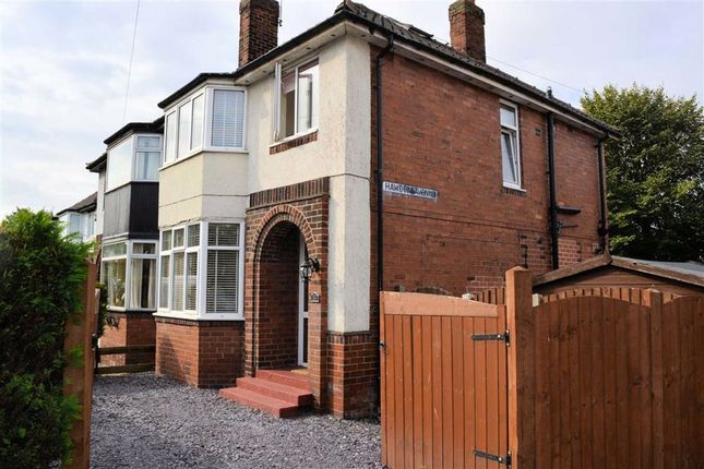 Thumbnail 3 bed semi-detached house to rent in Park Street, Selby