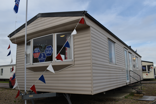 The Holiday Home Offers Bedrooms Either End Of The Holiday Home