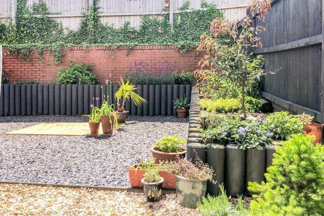 Rear Garden 2 of Lon Y Grug, Coed Darcy, Neath SA10