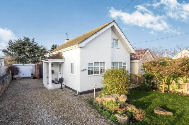 Thumbnail Detached house for sale in Penisaf Avenue, Towyn, Abergele, Conwy