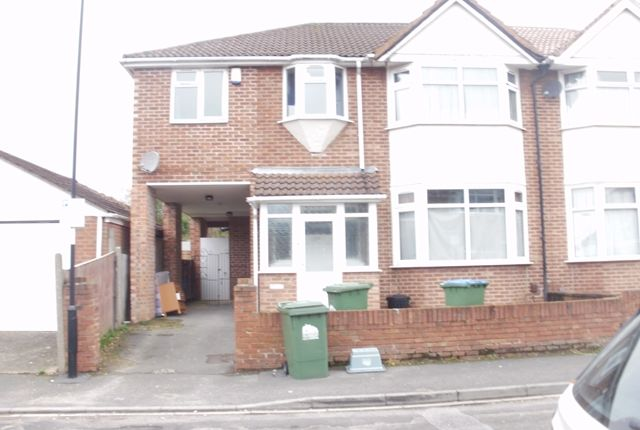 Thumbnail Detached house to rent in Sherborne Road, Highfield, Southampton