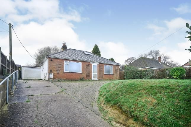 Thumbnail Bungalow for sale in Westcourt Lane, Shepherdswell, Dover, Kent