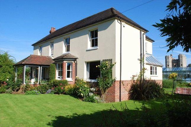 Thumbnail Detached house for sale in Mill Lane, Titchfield, Fareham