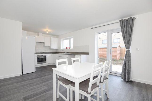 Thumbnail Terraced house to rent in Avedon Close, Harrow