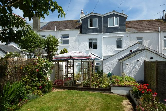 Thumbnail Terraced house for sale in Treassowe Road, Penzance
