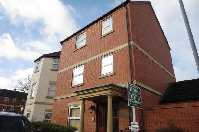 Thumbnail Flat to rent in Trostrey Road, Birmingham