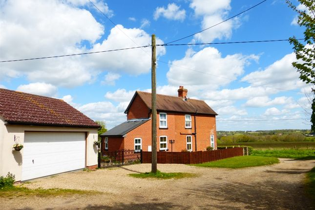 Thumbnail Detached house for sale in Bacons Lane, Chappel, Colchester