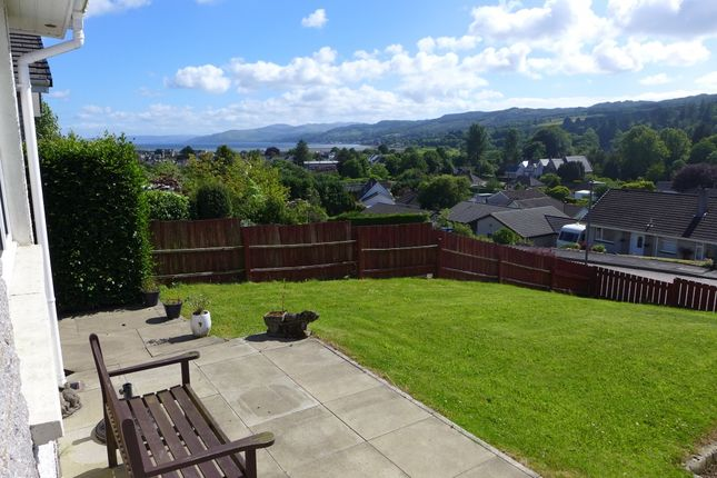 Detached bungalow for sale in 9 Fernoch Park, Lochgilphead
