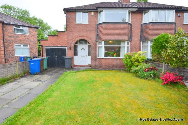 3 bed semi-detached house to rent in The Drive, Prestwich, Manchester