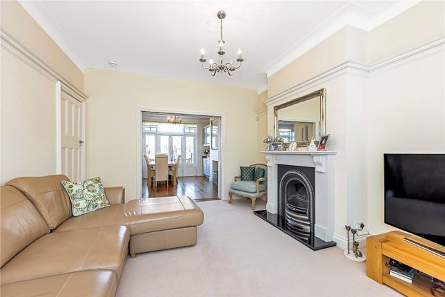 Thumbnail Terraced house for sale in Mycenae Road, London