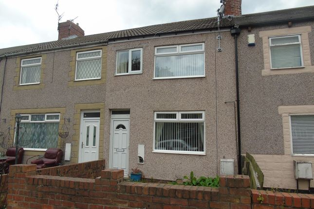 Thumbnail Terraced house to rent in Hawthorn Road, Ashington