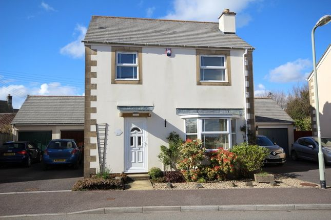 3 bed detached house to rent in Kings Park, Chulmleigh