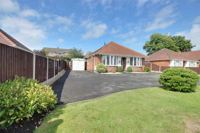 Thumbnail Detached bungalow for sale in Mansfield Road, Edwinstowe, Mansfield, Nottinghamshire