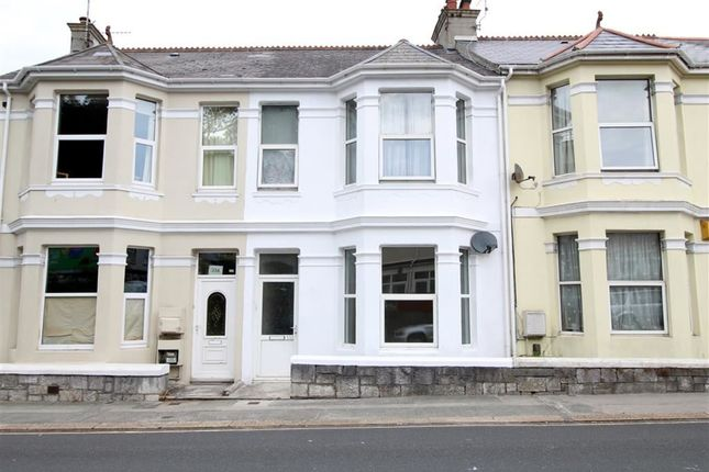 Thumbnail Terraced house for sale in St Levan Road, Keyham, Plymouth