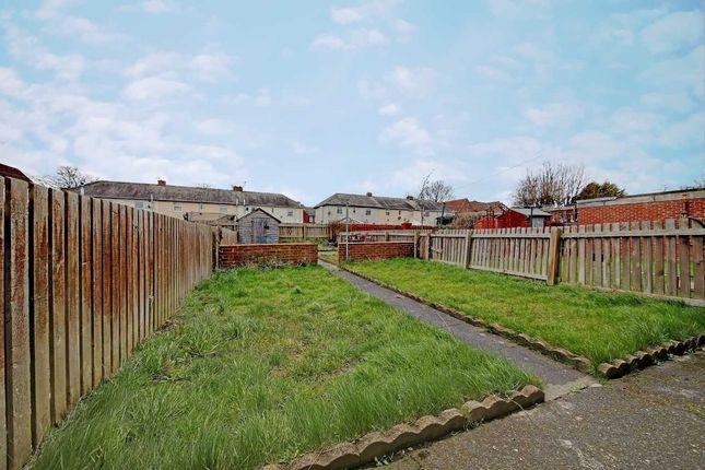 Garden of Scrogg Road, Newcastle Upon Tyne, Tyne And Wear NE6