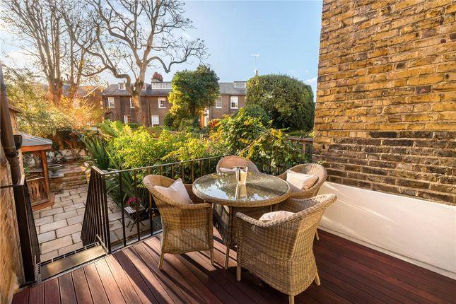 Terrace of Victoria Grove, Kensington, London W8
