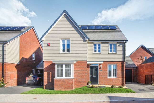 Thumbnail Detached house for sale in Mulligan Drive, Exeter