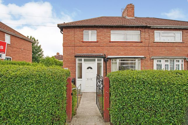 Thumbnail Semi-detached house for sale in Filton Avenue, Horfield, Bristol