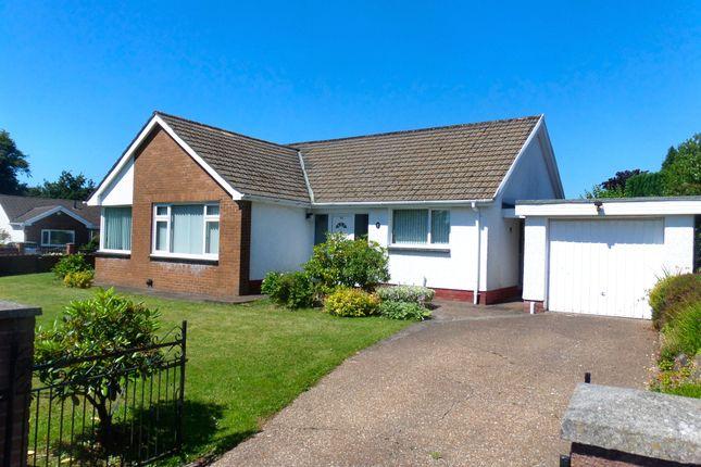 Thumbnail Detached bungalow for sale in Penydarren Park, Merthyr Tydfil