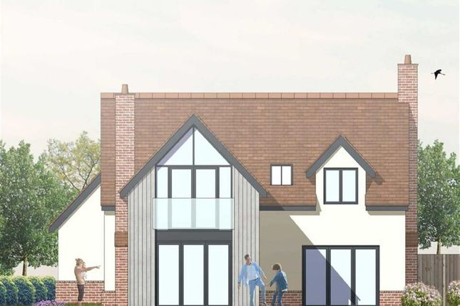 Thumbnail Detached house for sale in Plot 1 Adforton Farm, Adforton, Craven Arms