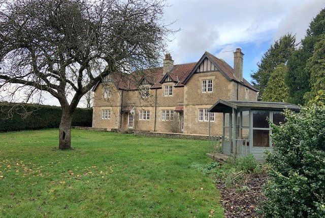 Thumbnail Detached house to rent in Notton, Lacock, Chippenham, Wiltshire