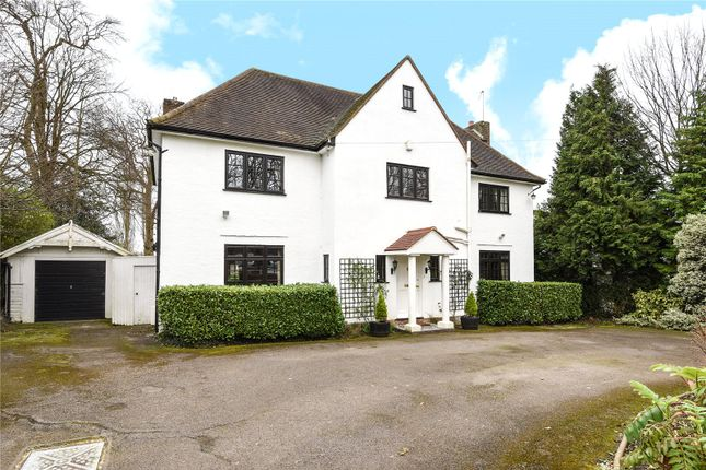 Thumbnail Property for sale in Pinner Hill, Pinner, Middlesex
