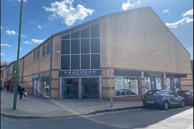 Thumbnail Retail premises for sale in Victoria Court, Consett, County Durham