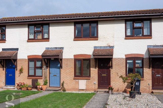 Thumbnail Terraced house for sale in Fakenham Drive, Bobblestock, Hereford