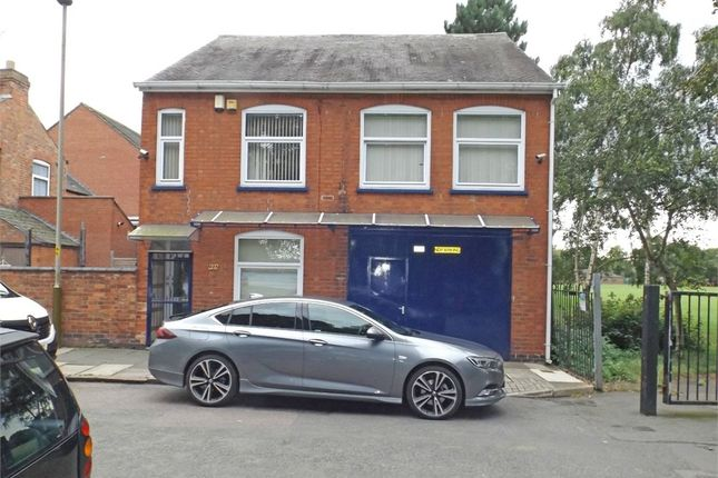 Thumbnail Detached house for sale in Harrison Road, Belgrave, Leicester
