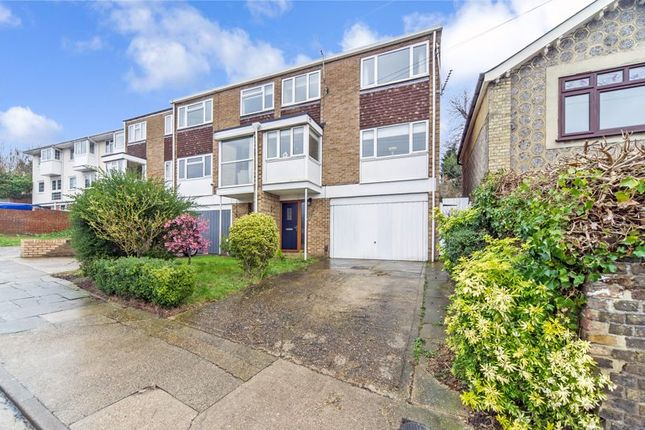Thumbnail Semi-detached house for sale in Spring Grove, Gravesend