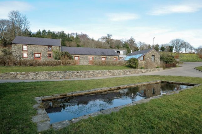 Thumbnail Detached house for sale in Porthyrhyd, Llanwrda