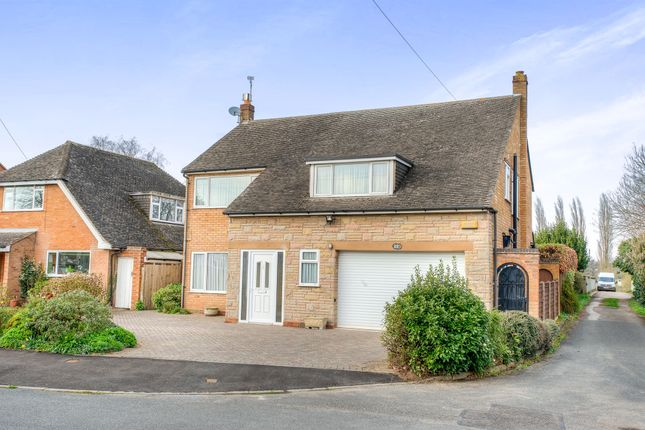 Thumbnail Detached house for sale in Leam Road, Leamington Spa