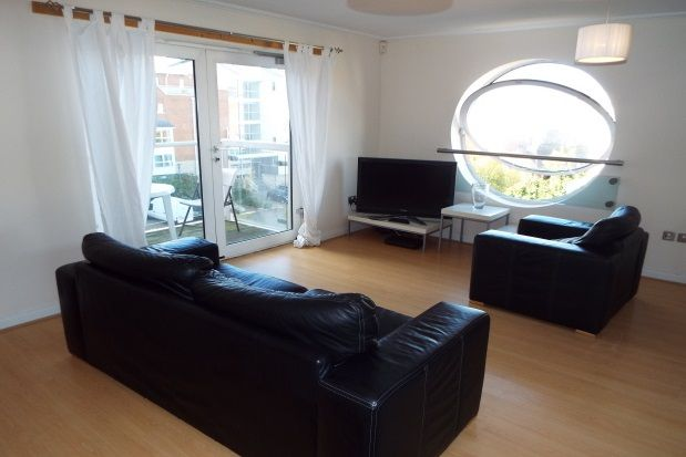 Thumbnail Flat to rent in Judkin Court, Century Wharf, Cardiff