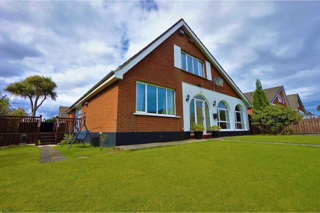 Thumbnail Detached house for sale in Belgravia Gardens, Bangor