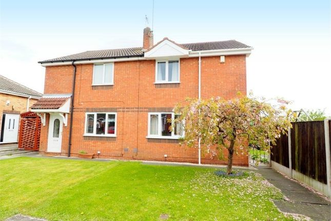 Thumbnail Detached house to rent in Milldale Walk, Sutton-In-Ashfield, Nottinghamshire