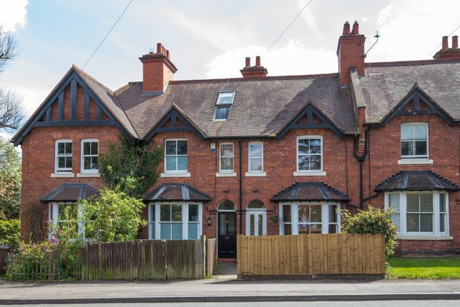 Thumbnail Terraced house for sale in Meriden Road, Hampton-In-Arden, Solihull