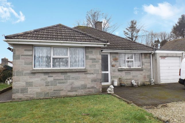 Thumbnail Detached bungalow for sale in Edgecumbe Road, Roche, St. Austell